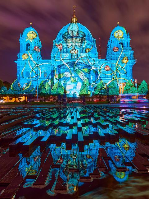 Berliner Dom / Festival of Lights