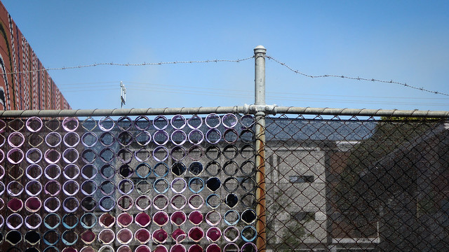 Arty Fence