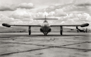 Northrop F-89 Scorpion - 1957