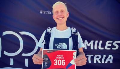 Štverák zvítězil v 168kilometrovém ultramaratonu na chorvatské Istrii