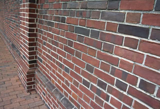Flemish Bond Philadelphia Brick