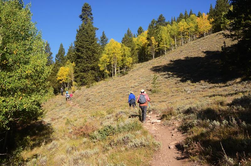Wheeler Lakes Trail Hike (35)