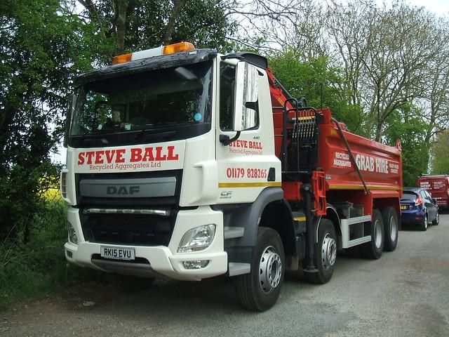 DAF CF - Steve Ball