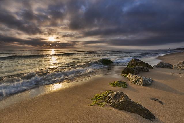 Esperando las olas
