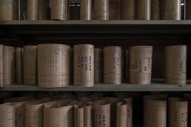 Industrial papyri