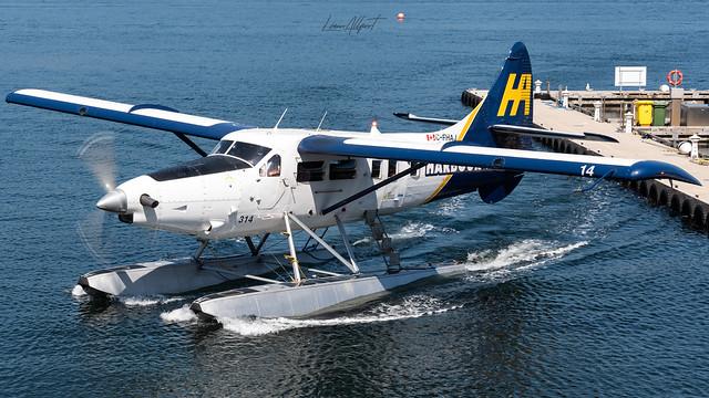 C-FHAJ Harbour Air De Havilland Canada DHC-3T Vazar Turbine Otter