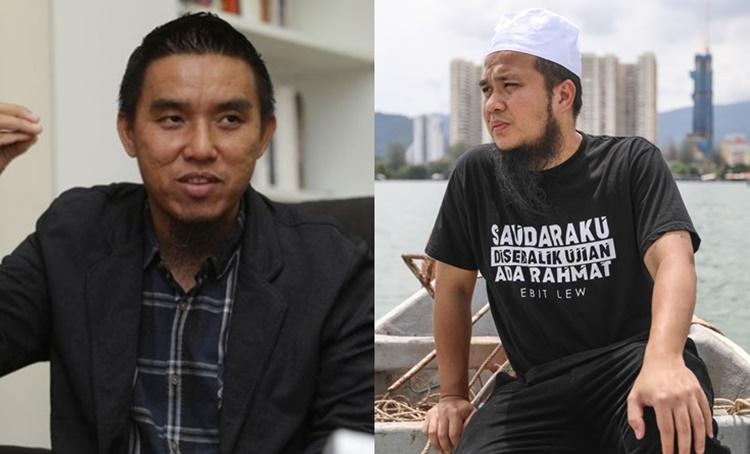Firdaus Wong Dedah Perbualan Lucah Didakwa Milik Ebit Lew?