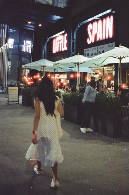 NYC. CineStill 800T