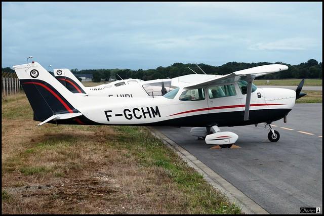 Cessna F172M, AVRIV, F-GCHM