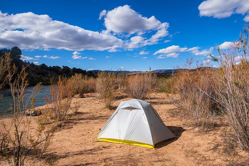 Swallow Island Camp
