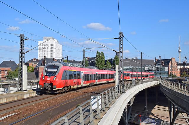 442 125 Berlin Hbf 14.09.21