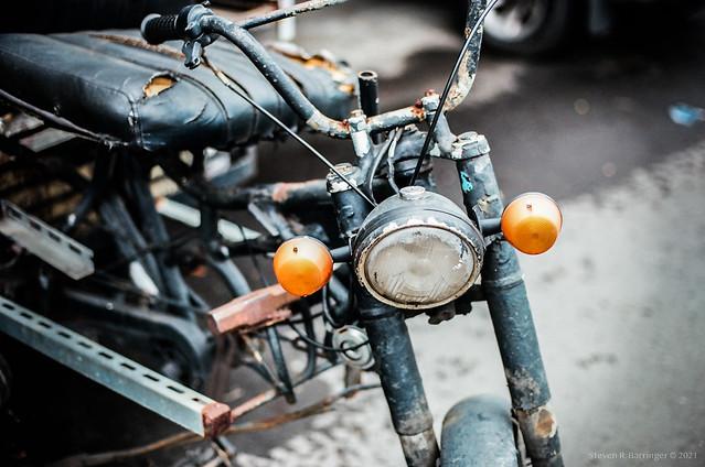 interesting motorcycle