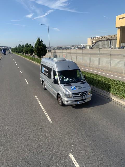 Transdev Airport Services • P28 • RA16OMW