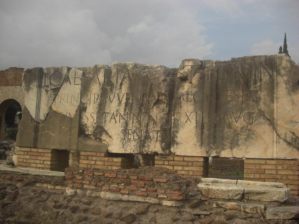 Porticus of Caius and Lucius