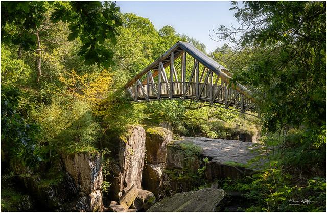 Bracklinn Bridge