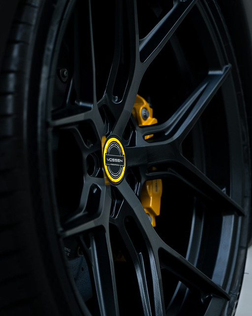 Porsche Cross Turismo Turbo S - Hybrid Forged Series - HF-5 - © Vossen Wheels 2021 - 924