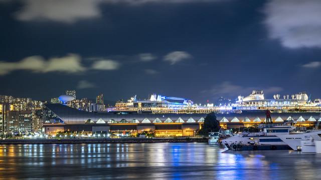 啟德郵輪碼頭   Tak Cruise Terminal