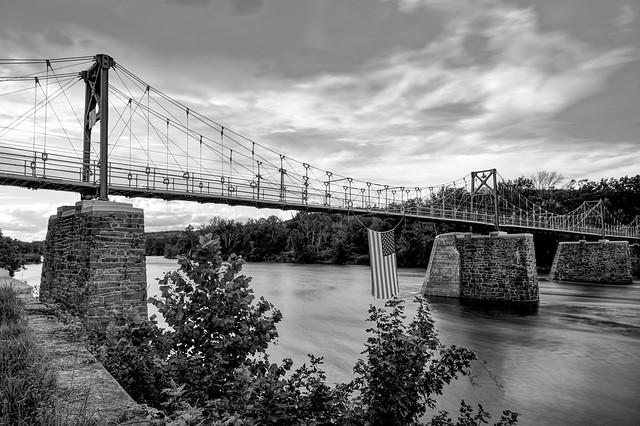 Lumberville-Raven Rock bridge