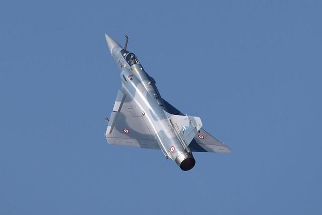 France - Air Force (Armée de l'Air) Dassault Mirage 2000-5F 63