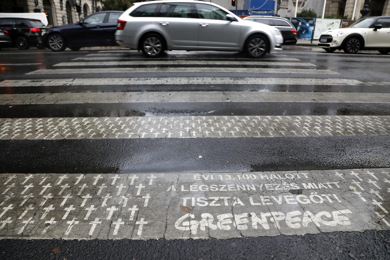Greenpeace: többszörösen meghaladjuk a WHO ajánlásait a légszennyezés terén, lépéseket sürgetnek
