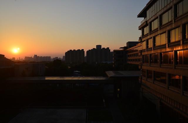 Anting - Sunset