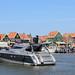 Le Knight's Passion dans le port de Volendam