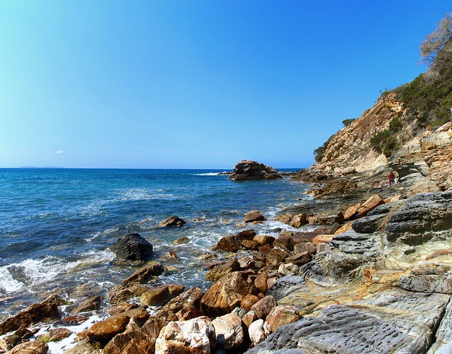 tra cielo e mare - between sky and sea
