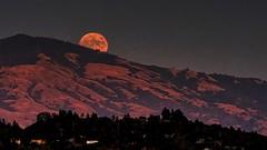 Mt. Diablo Moonrise 092021