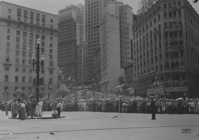 IV  Centenário da Cidade de São Paulo, 1954
