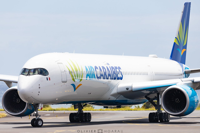 A35K Air Caraîbes F-HTOO msn482