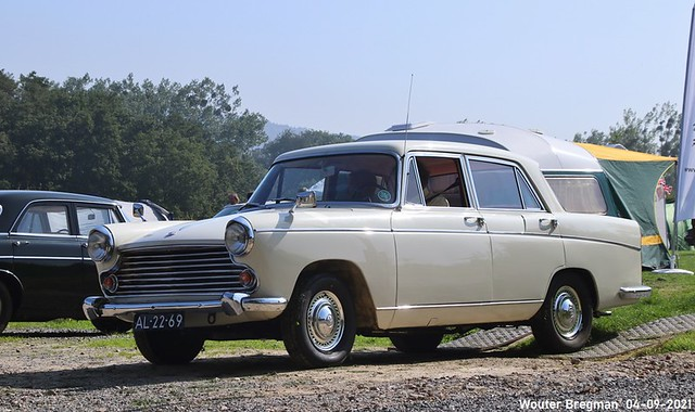 Morris Oxford Diesel 1965