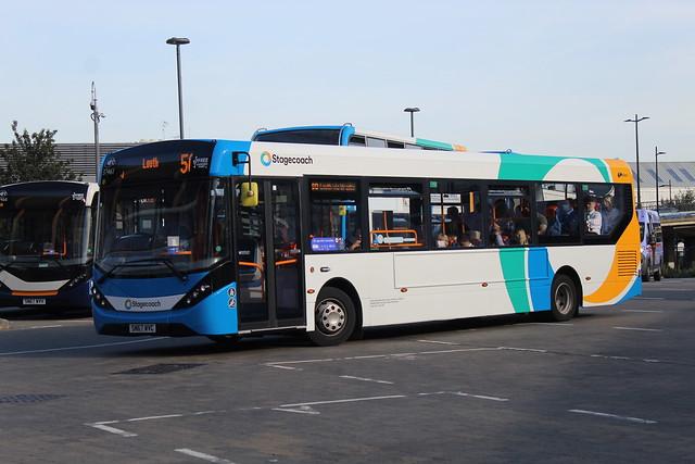 Stagecoach ADL Enviro 200 MMC 37461 SN67 WVC