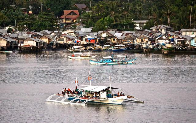 Along the Philippine Coast