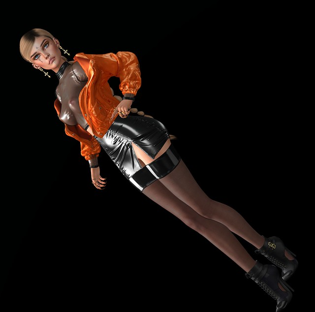 clockwork Orange...