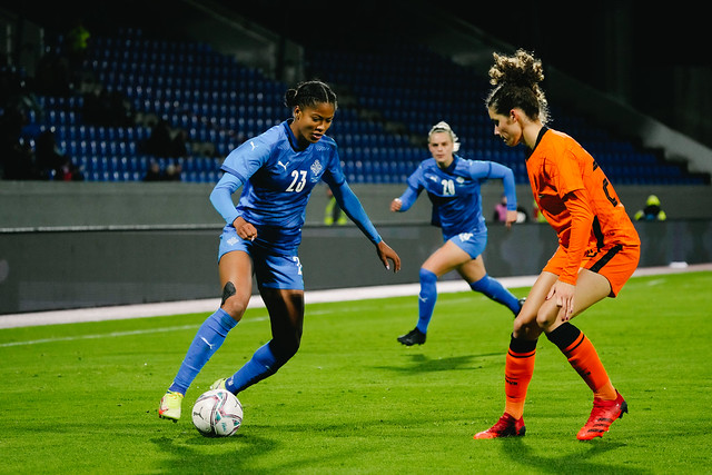 Iceland  0 - 2 Netherlands