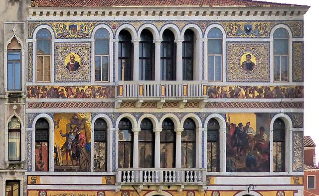 Venezia, Palazzo Barbarigo