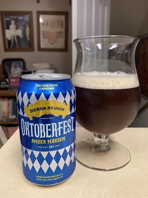 Oktoberfest Amber Märzen - Sierra Nevada Brewing Company