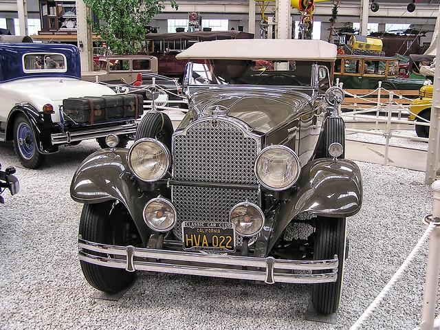 Packard 740, 1930