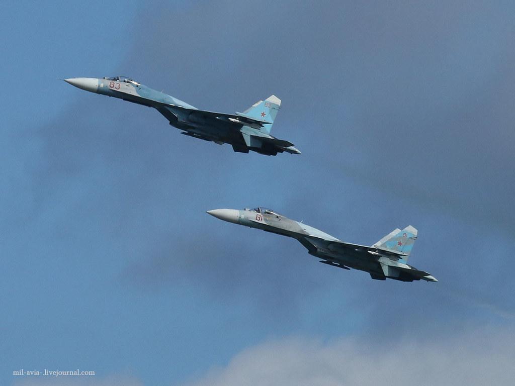 Su-27 NAVY RUS