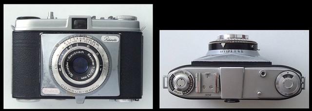Kodak Retinette camera (Type 022) - early model