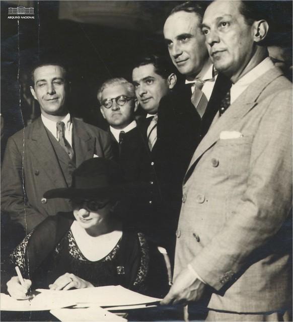 Carlota Pereira de Queirós, sem data