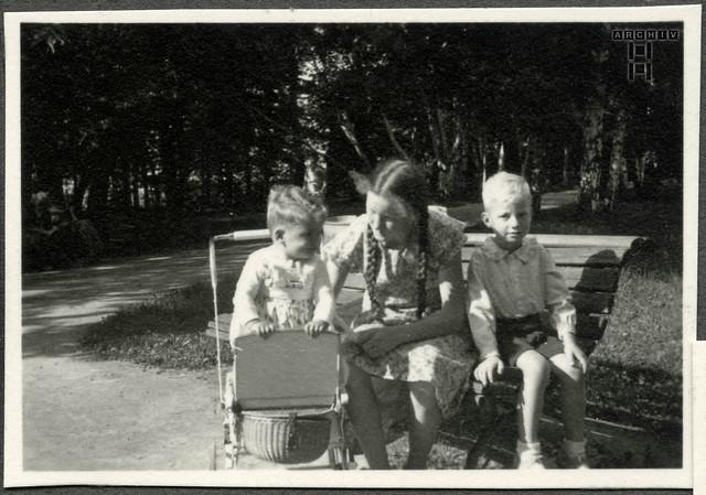 ArchivTappen24Album7o171 Gerhard Lobermeyer, Augsburg, 1930er