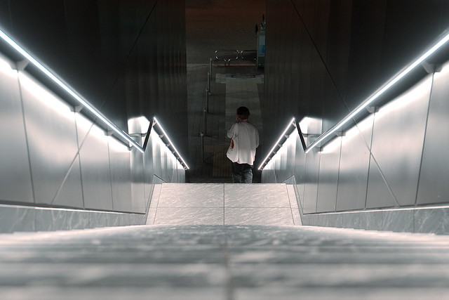 Shinjuku Scene 2: Watch your step
