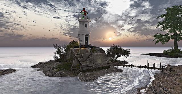 Angels Nest Lighthouse
