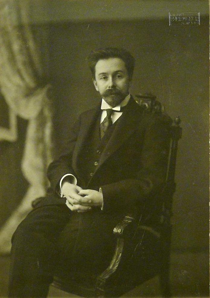 1913. Скрябин Александр Николаевич. Вильно