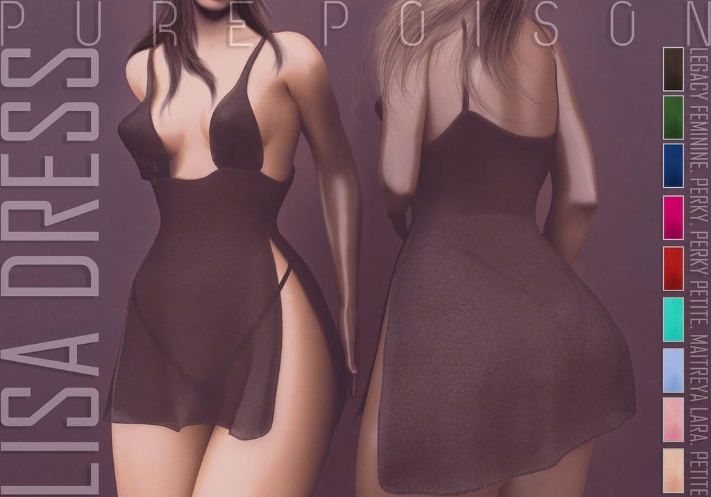 Pure Poison – Lisa Dress – @Access