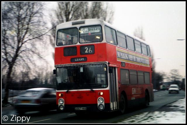 GM Buses - 4667 A667HNB