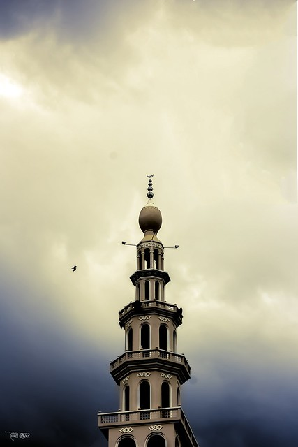 mosque!