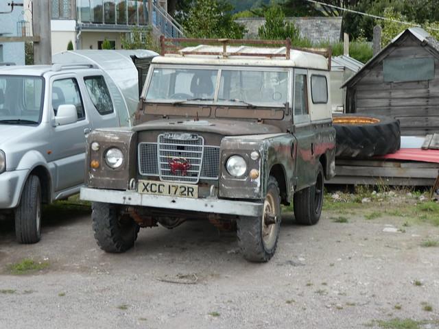 Land-Rover 88 Series III (1977) 2.3 Diesel