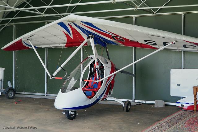 G-SFCM : P & M Aviation PulsR at Rougham.